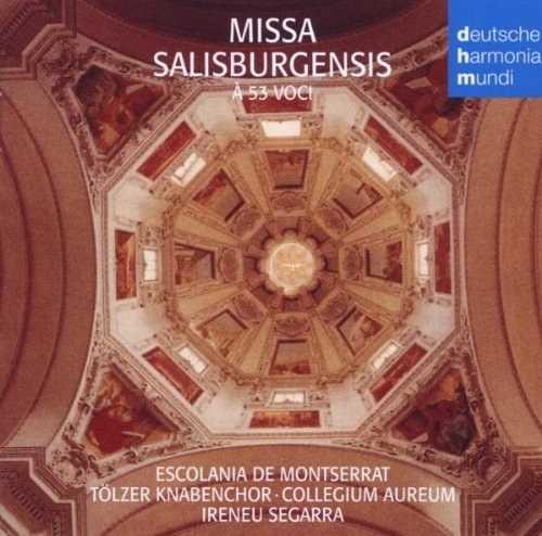 Benevoli: Missa Salisburgensis (FLAC)