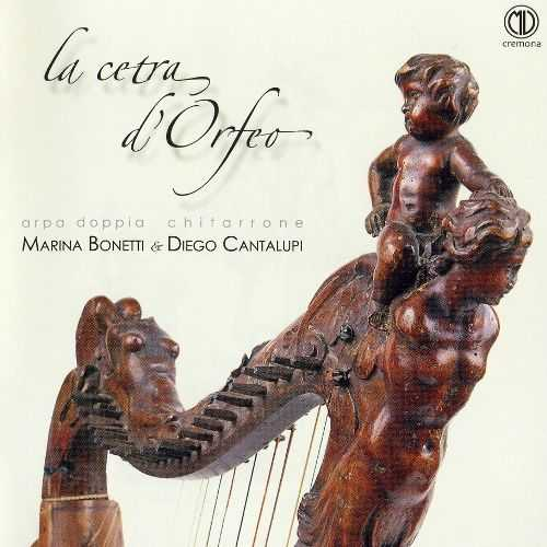 Bonetti, Cantalupi: La Cetra d'Orfeo (FLAC)