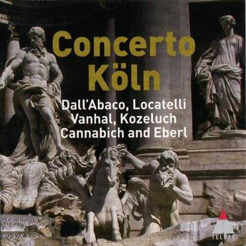 Concerto Koln (6 CD box set, FLAC)