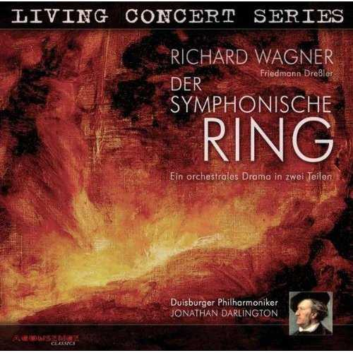 Darlington: Wagner/Dressler - The Symphonic Ring (192kHz/24bit, 2 CD, FLAC)