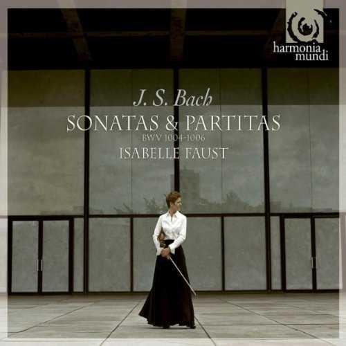 Faust: Bach - Sonatas and Partitas for Solo Violin (FLAC)