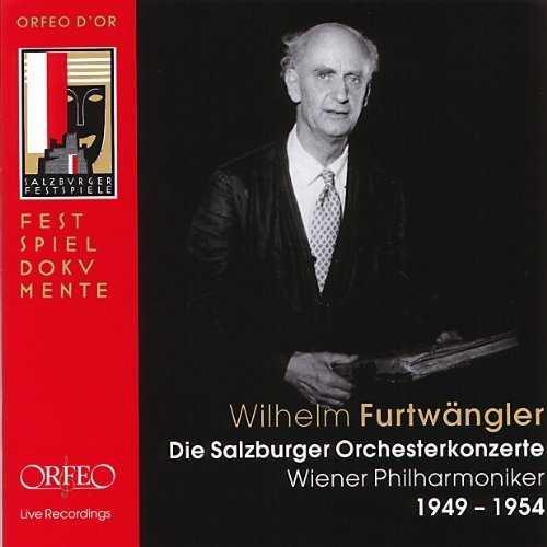 Wilhelm Furtwängler 1949-1954 (8 CD box set, APE)