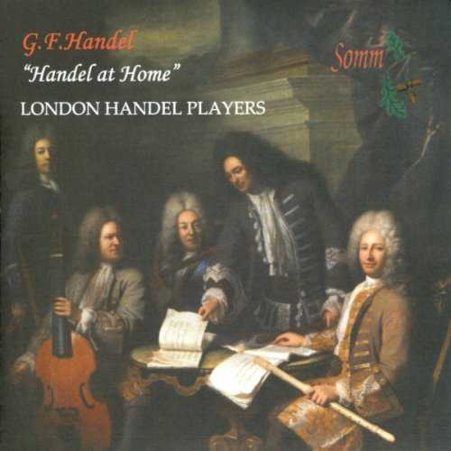 Handel at Home (FLAC)