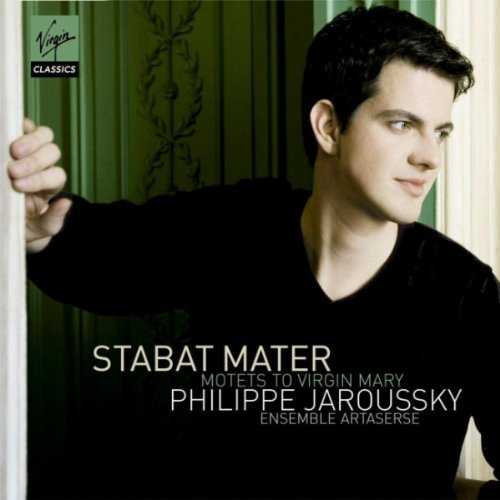 Jaroussky: Sances - Stabat Mater, Motets to the Virgin Mary (APE)