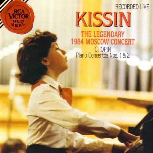 Kissin: The Legendary 1984 Moscow Concert (FLAC)