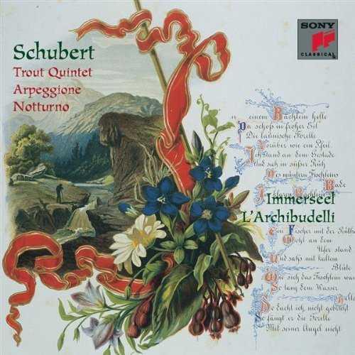 L'Archibudelli: Schubert - Trout Quintet, Arpeggione, Notturno (FLAC)