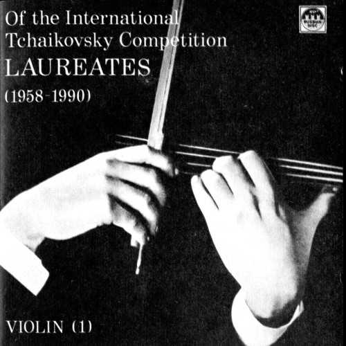 The International Tchaikovsky Competition Laureates: Violin no.1 (FLAC)