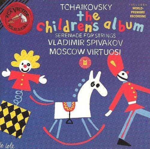 Moscow Virtuosi: Tchaikovsky - The Children's Album (FLAC)