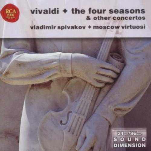 Moscow Virtuosi: Vivaldi - Four Seasons and Other Concertos (FLAC)