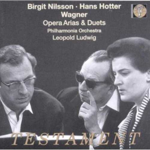Nilsson, Hotter: Wagner - Opera Arias & Duets (APE)
