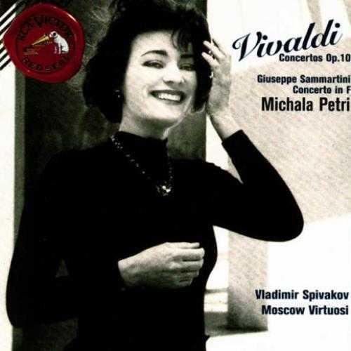Petri, Moscow Virtuosi: Vivaldi Concertos op.10 (APE)