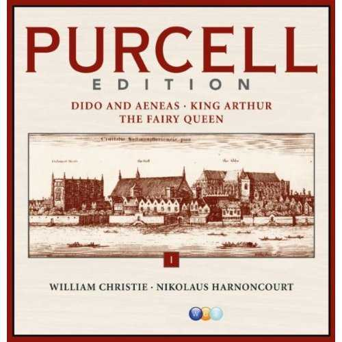 Purcell Edition (17 CD, FLAC)