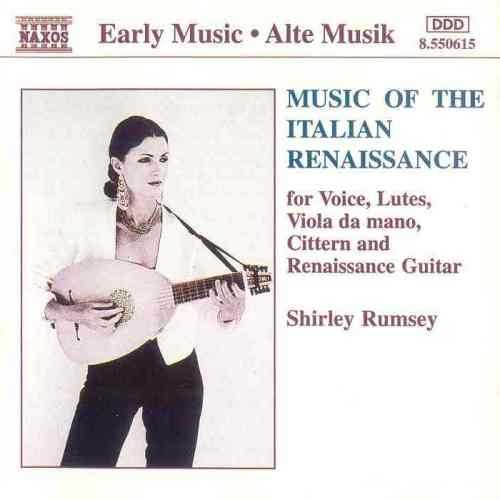 Rumsey: Music of the Italian Renaissance (FLAC)