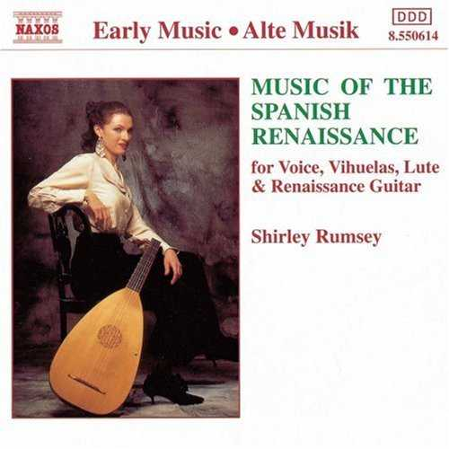 Rumsey: Music of the Spanish Renaissance (FLAC)