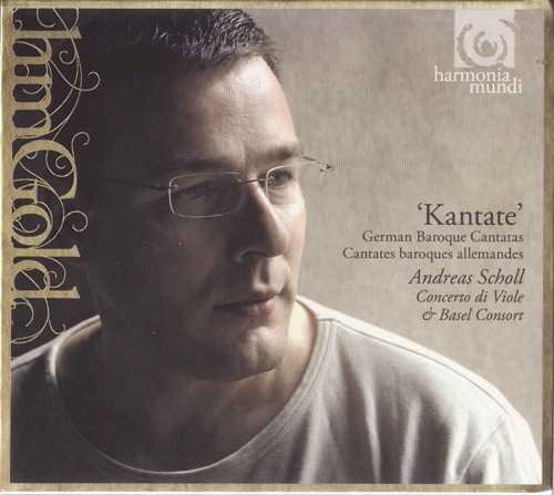 "Scholl: ""Kantate"". German Baroque Cantatas (APE)"