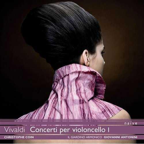 The Vivaldi Edition: Concerti per violoncello