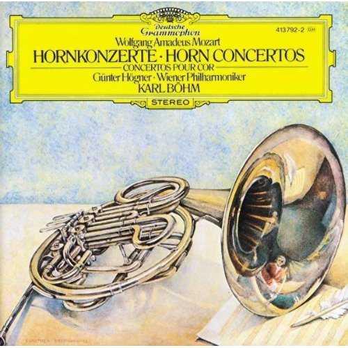 Bohm: Mozart - Horn Concertos (FLAC)