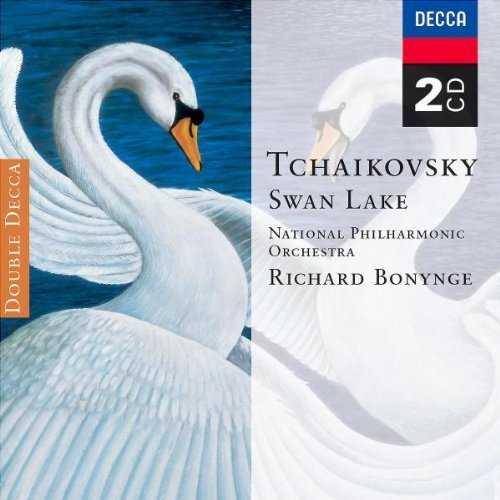 Bonynge: Tchaikovsky - Swan Lake (2 CD, APE)