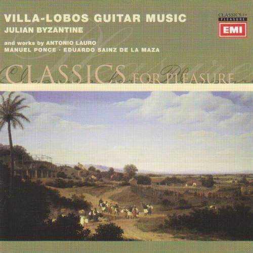Byzantine: Villa-Lobos - Guitar Music (FLAC)