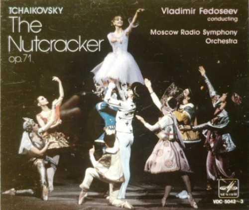 Fedoseyev: Tchaikovsky - The Nutcracer (2 CD, FLAC)