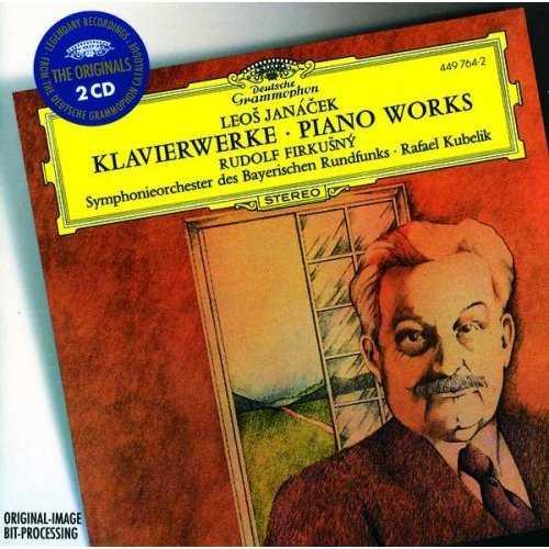 Firkusny, Kubelik: Janacek - Piano Works (2 CD, APE)