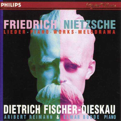Fischer-Dieskau: Nietzsche - Lieder, Piano Works, Melodrama (APE)