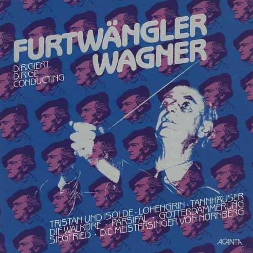 Furtwangler Conducting Wagner (5 LP 24/96 WAV)