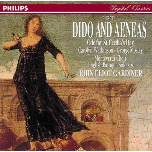 Gardiner: Purcell - Dido and Aenas, Ode for St. Cecilia's Day (APE)
