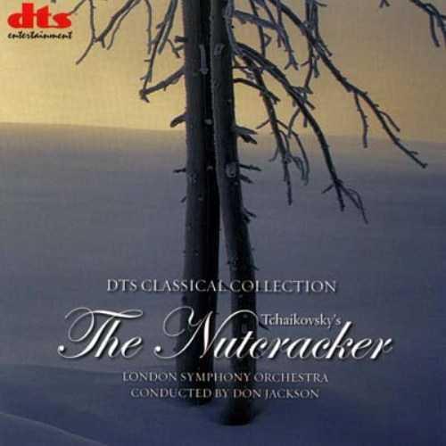 Jackson: Tchaikovsky - The Nutcracker (24/44, DVD-A, ISO)