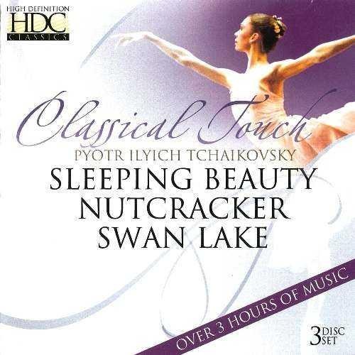 Kakhidze: Tchaikovsky - Highlights from The Nutcracker, Sleeping Beauty Swan Lake (3 CD, APE)