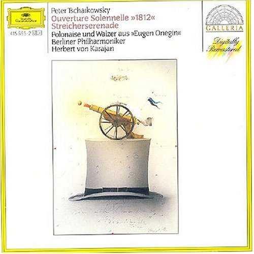 Karajan: Tchaikovsky - 1812, Serenade op.48 (APE)
