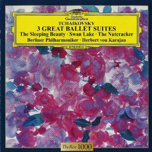 Karajan: Tchaikovsky - 3 Great Ballet Suites (APE)