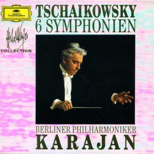 Karajan: Tchaikovsky - 6 Symphonies (4 CD box set, APE)