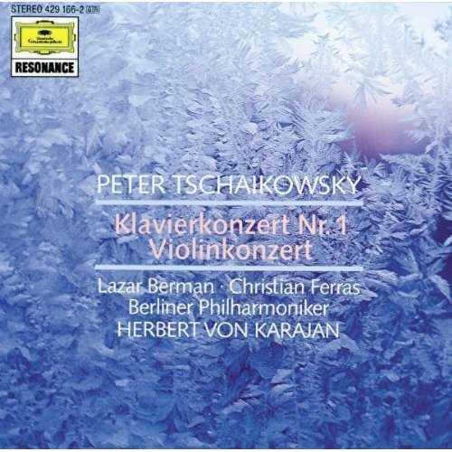 Karajan: Tchaikovsky - Piano Concerto no.1, Violin Concerto (APE)