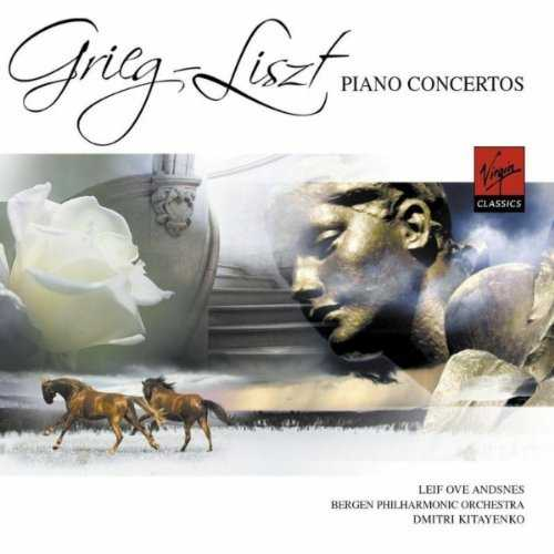 Kitayenko, Andsnes: Grieg, Liszt - Piano Concertos (FLAC)