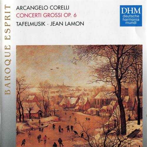 Lamon: Corelli - Concerti grossi op.6 (FLAC)