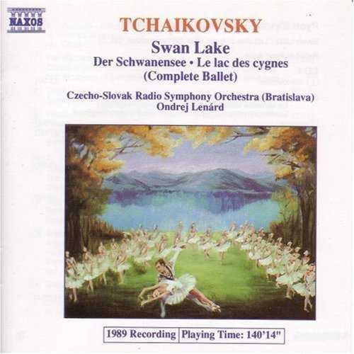 Lenard: Tchaikovsky - Swan Lake (2 CD, APE)