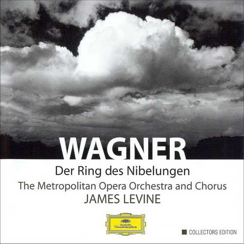 Levine: Wagner - Der Ring des Nibelungen (14 CD box set, FLAC)