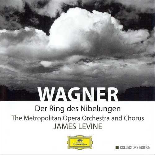 Levine: Wagner - Der Ring des Nibelungen (14 CD box set, FLAC)