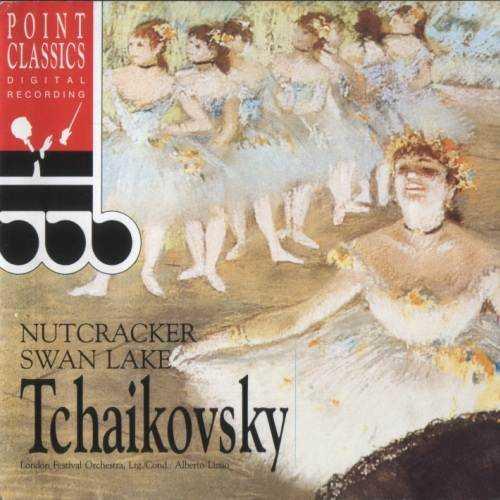 Lizzio: Tchaikovsky - Nutcracker, Swan Lake (FLAC)