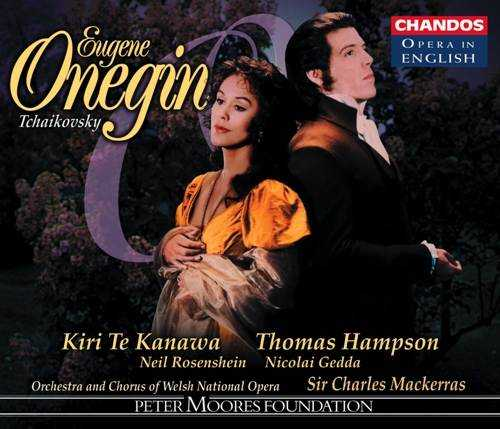 Mackerras, Kanawa, Hampson: Tchaikovsky - Eugene Onegin (2 CD, APE)
