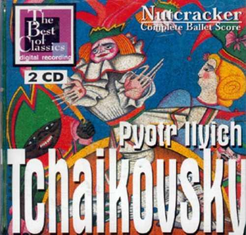 Mackerras: Tchaikovsky - Nutcracker. Complete Ballet Score (2 CD, APE)