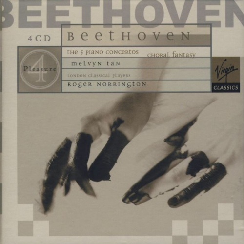 Norrington, Tan: Beethoven - The 5 Piano Concertos (4 CD box set, FLAC)