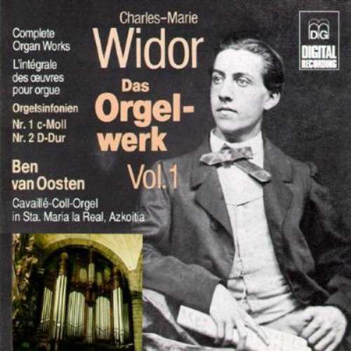 Van Oosten: Widor - Complete Organ Works vol 1-7 (7 CD, APE)