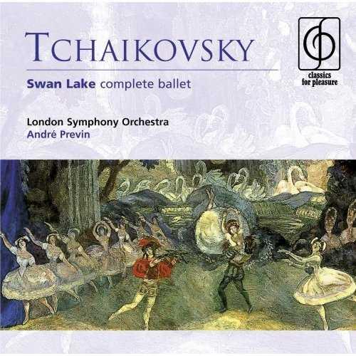 Previn: Tchaikovsky - Swan Lake (2 CD, APE)