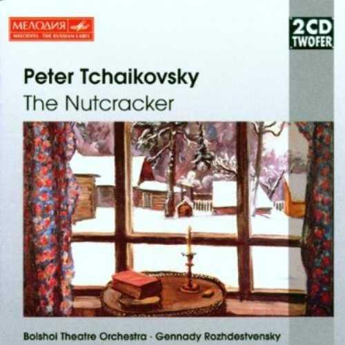 Rozhdestvensky: Tchaikovsky - The Nutcracker (2 CD, APE)