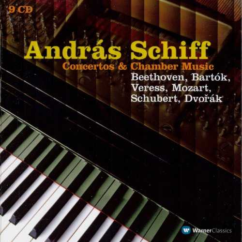 Schiff: Concertos and Chamber Music (9 CD box set, FLAC)