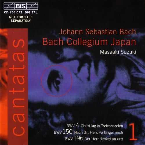 Suzuki, Bach Collegium Japan: J.S. Bach Cantatas Series