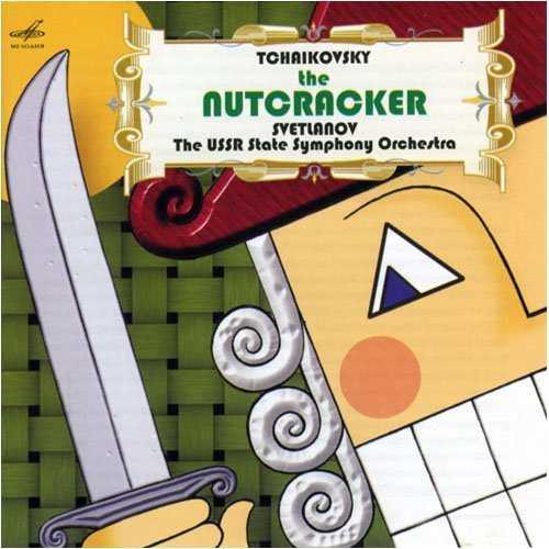 Svetlanov: Tchaikovsky - The Nutcracker (2 CD, WV)