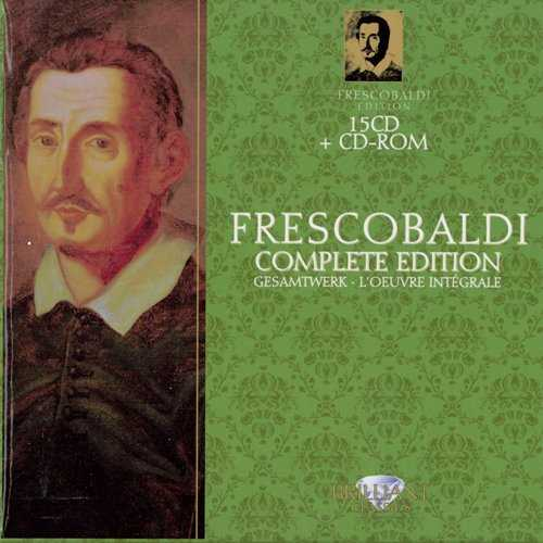 Frescobaldi Complete Edition (16 CD box set, FLAC)